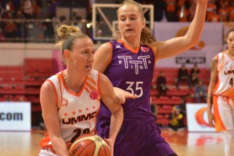 EuroLeague γυναικών: Δύο ομάδες δεν ταξίδεψαν στη Σλοβενία λόγω κορονοϊού