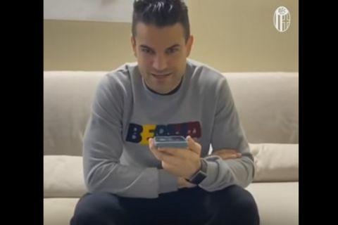 Κορονοϊός: Οι παίκτες της Μπολόνια παίρνουν τηλέφωνο οπαδούς της