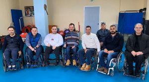 Νέος πρόεδρος των Ελλήνων παραολυμπιονικών ο Πολυχρονίδης