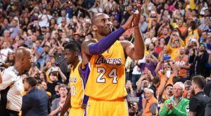 Η απολαυστική αντίδραση του Kobe Bryant μετά τον θρίαμβο των Eagles