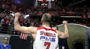 EuroLeague: Η υποψηφιότητα του Βασίλη Σπανούλη ήρθε τα Χριστούγεννα