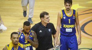 Περίεργη απόφαση της EuroLeague, ένας χρόνος αποκλεισμός σε μέλος του επιτελείου της Χίμκι