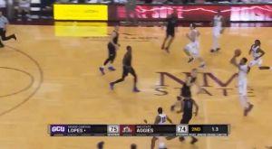 Τρελό φινάλε στο NCAA, με νικητήριο buzzer-beater από το κέντρο!