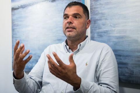 Ο Δημήτρης Παπανικολάου σε συνέντευξή του στο SPORT24