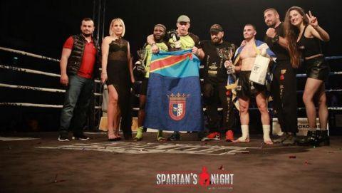 Έρχεται στη NOVA το Spartan's Night