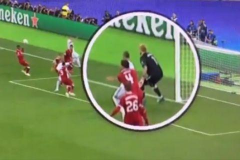 Γλίτωσε την τιμωρία από την UEFA ο Σέρχιο Ράμος
