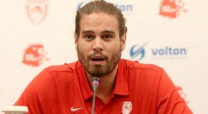 Μπόγρης: «Πάντα πεινασμένοι για τίτλους στον Ολυμπιακό»