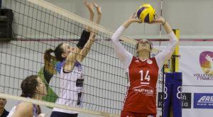 Volleyleague γυναικών: Στον τελικό ο Ολυμπιακός και ο Πανναξιακός