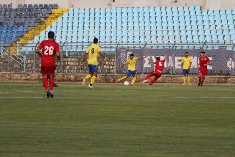 Βόλος - Παναιτωλικός 1-0: Το γκολ του Ρομέρο έκρινε το φιλικό