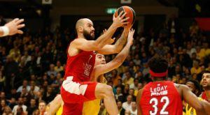 Ολυμπιακός: Προπονήθηκε ο Σπανούλης ενόψει ΤΣΣΚΑ