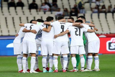 Όρκος νίκης από την Εθνική ομάδα