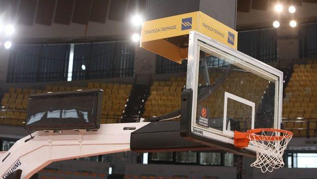 Στο ΣΕΦ οι νέες μπασκέτες της EuroLeague