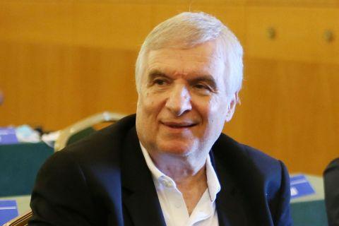 """Δημητρίου: """"Λυπάμαι για την απόφαση του Ζαγοράκη, είναι ντόμπρος και μπεσαλής"""""""