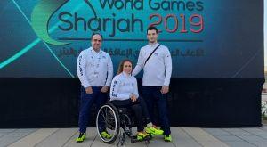 «Χρυσός» ο Ντούνης στο Παγκόσμιο Κύπελλο των ΗΑΕ