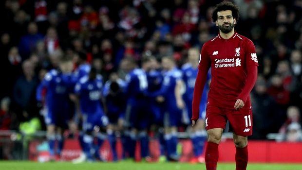 Premier League: Χωρίς Σαλάχ η λίστα των κορυφαίων στην Αγγλία