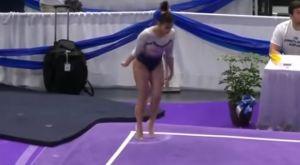 Αμερικανίδα γυμνάστρια έσπασε και τα δυο της πόδια σε προσγείωση