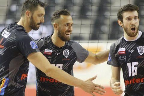 Στον τελικό ο ΠΑΟΚ, 3-2 τον Φοίνικα Σύρου