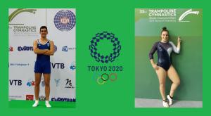 Προ-Ολυμπιακή πρεμιέρα στο Μπακού για τους πρωταθλητές του τραμπολίνο