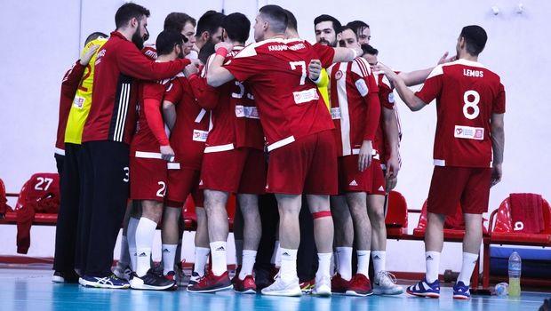 Handball Premier: Ολυμπιακός, ΠΑΟΚ και Αερωπός στην τετράδα