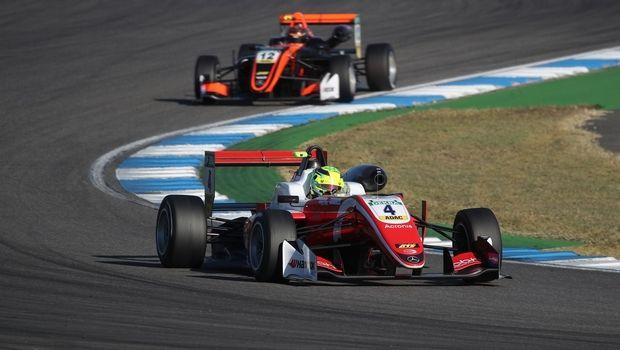 Ο Μικ Σουμάχερ αναδείχθηκε πρωταθλητής στη FIA Formula 3