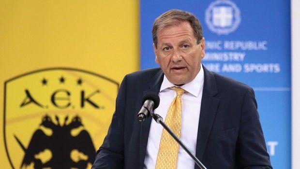 Δύο νέα ban στην ΑΕΚ από τη FIBA