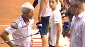 """Παναθηναϊκός: Δάκρυσε on camera ο Ρούλης Αγραπιδάκης για το πρωτάθλημα των """"πράσινων"""""""