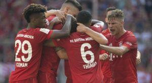 Bundesliga: Εξάσφαιρη Μπάγερν, κάζο για Ντόρτμουντ