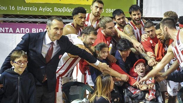 Η φωτογραφία του Ολυμπιακού που έφερε ρίγη συγκίνησης (VIDEO)