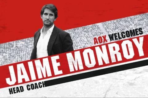Ο νέος προπονητής της Ξάνθης, Ζάιμε Μονρόι | 8 Ιουλίου 2021