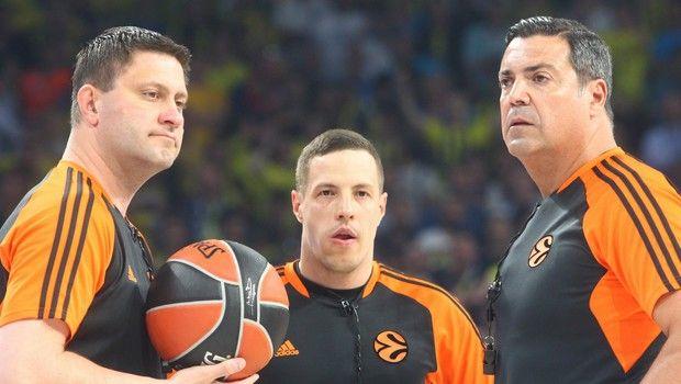 Ολυμπιακός - Παναθηναϊκός: Οι διαιτητές του ντέρμπι στο ΣΕΦ
