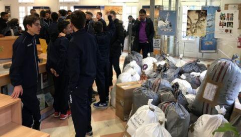 Η βοήθεια της Κέρκυρας στη Μάνδρα