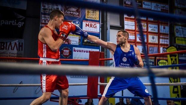 Πυγμαχία: Τρίτο διαδοχικό πρωτάθλημα για τον Ολυμπιακό