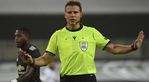 Ο διαιτητής του τελικού Κυπέλλου, Φέλιξ Μπριχ, στο ΠΑΟΚ – Μπενφίκα