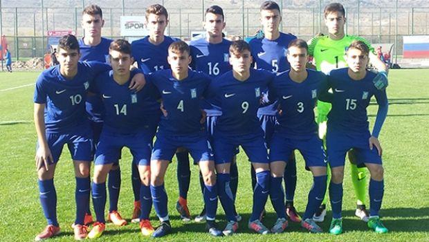 Στον τελικό του Aegean Cup οι Παίδες, παίζουν με Τουρκία