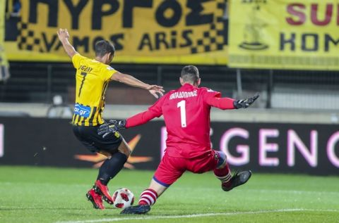 """Άρης  - Αστέρας Τρίπολης 2-0: Ο Ερέρα με δύο αλλαγές """"καθάρισε"""" το ματς!"""