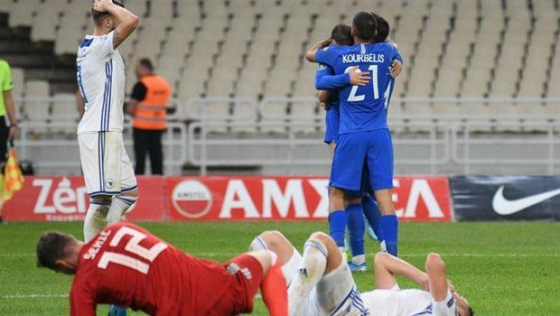 Ελλάδα – Βοσνία 2-1: Έτσι περιέγραψε ο Sport24 Radio 103,3 τα γκολ της Εθνικής