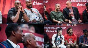 """Παγκόσμιο Κύπελλο: Γέμισε… αστέρια το """"Cadillac Center"""""""