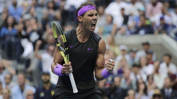 Το US Open επωφελείται από την ακύρωση της Μαδρίτης
