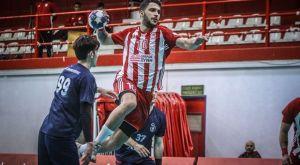"""Χάντμπολ Κύπελλο: Εύκολα στους """"8"""" Ολυμπιακός και ΑΕΚ"""