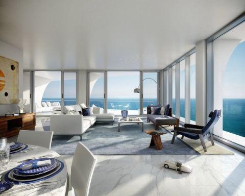 Το διαμέρισμα των 4.5 εκατομ. $ του Ντόουγκλας Κόστα μας έκοψε την ανάσα
