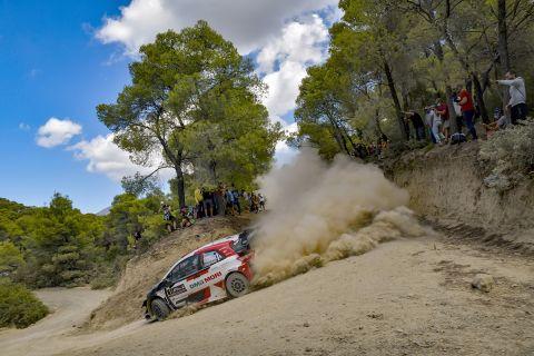O Οζιέ θα συνδυάσει το WRC με το WEC το 2022