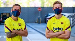 Μπαρτσελόνα: Λάνσαρε μάσκες κατά του κορονοϊού