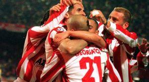 Αποτελέσματα poll: Κορυφαία ομάδα ο Ολυμπιακός της σεζόν 1998-99