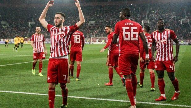 Ολυμπιακός: Νίκησε 4-1 στο σπίτι του την ΑΕΚ μετά από 19 χρόνια!