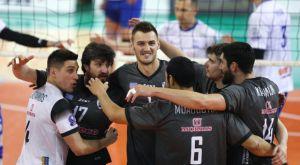 Κηφισιά – ΠΑΟΚ 0-3: Στους τελικούς της Volleyleague οι ασπρόμαυροι