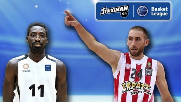 Σε Λοτζέσκι και Φαγιέ ο τίτλος του Stoiximan.gr MVP