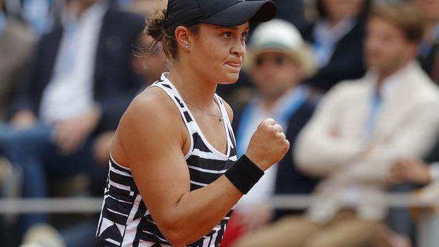 Roland Garros: Πρωταθλήτρια στις γυναίκες η Μπάρτι