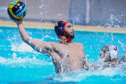Α1 πόλο ανδρών: Στους τελικούς ο Ολυμπιακός, 15-10 τον Απόλλωνα Σμύρνης και 2-0 στις νίκες
