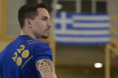Λευτέρης Πετρούνιας: Ο Μίδας των κρίκων μπήκε στους κορυφαίους Έλληνες Ολυμπιονίκες