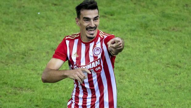 Ασταμάτητος ο Χριστοδουλόπουλος και 1-0 για τον Ολυμπιακό (VIDEO)